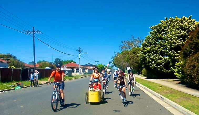veloaporter australian cyclists stylish cycling cycling in a dress cycling in heels