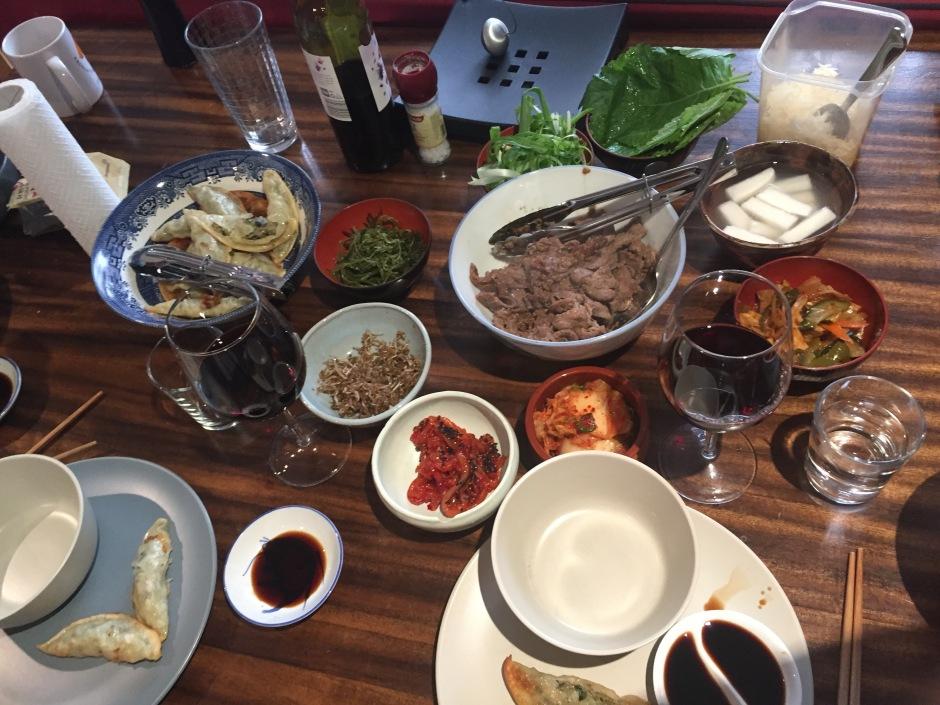 korean-dinner