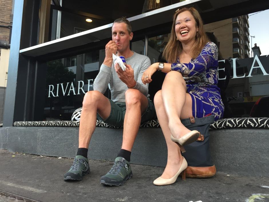 veloaporter Kristof Allegaert rivareno