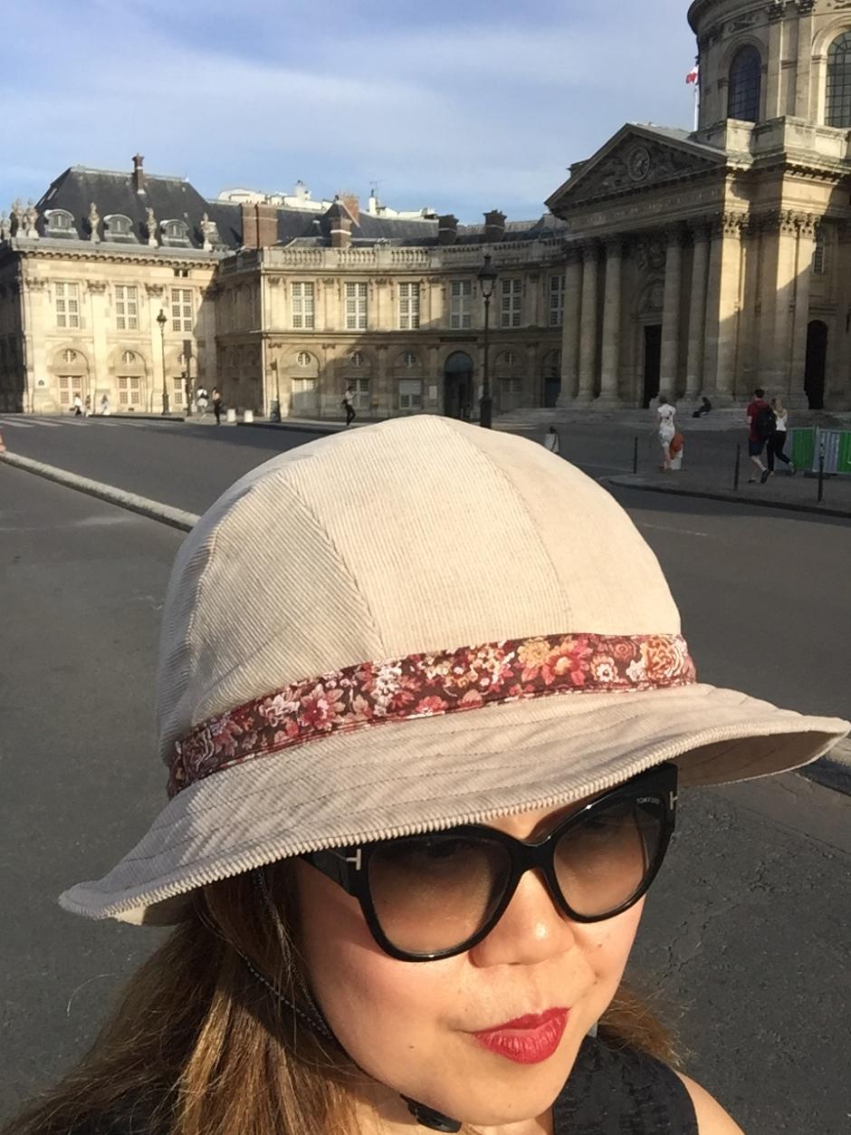 Louvre Departure Veloaporter