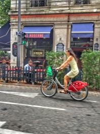 Vélo'v Bikeshare in Lyon